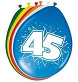 Ballonnen '45' (8 st)