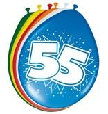 Ballonnen '55' (8 st)