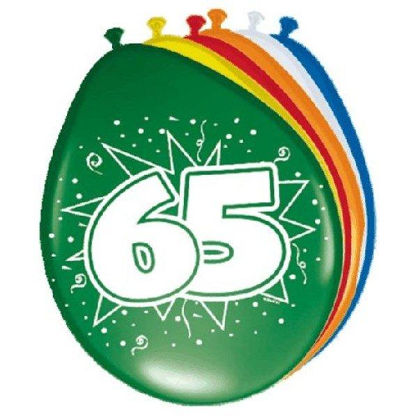 Ballonnen '65' (8 st)
