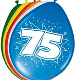 Ballonnen '75' (8 st)
