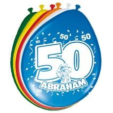 Ballonnen Abraham (8 st)