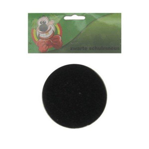 Schuimneus zwart
