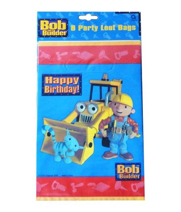 Partyzakjes Bob de Bouwer