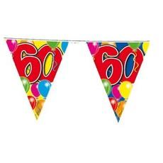 Vlaggenlijn leeftijd '60'