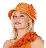 Hoed Oranje Lady