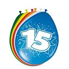 Ballonnen ' 15 ' (8st)