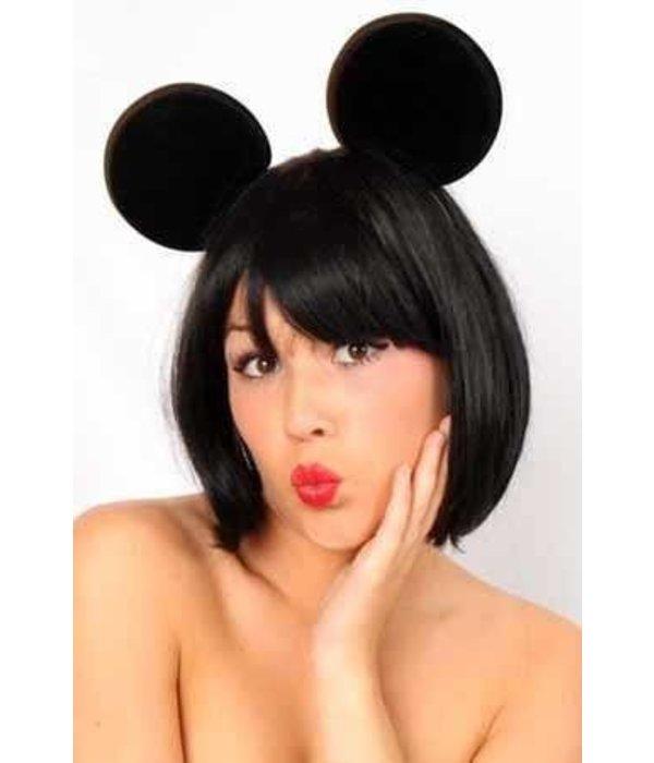 Tiara Mickey Mouse oren