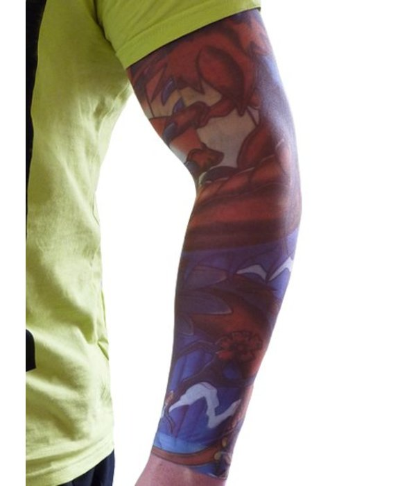 Tattoo sleeve Alvildo