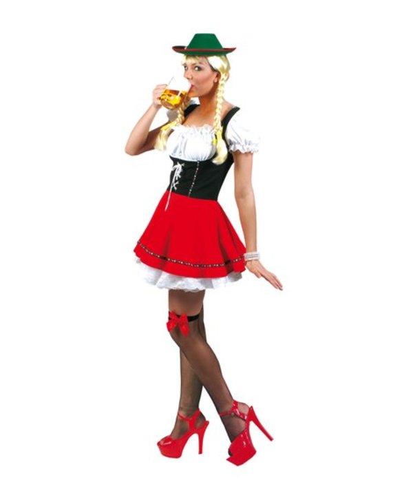 Sexy Tiroler jurk Greta