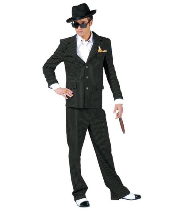Gangster Kostuum Klyde 2-delig