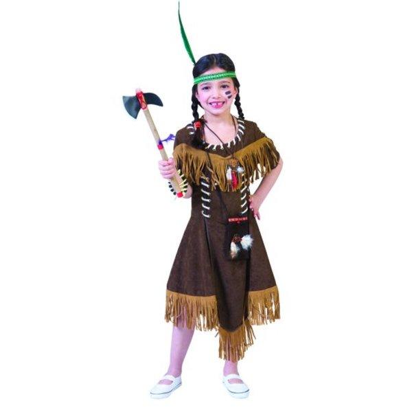 Indianen jurkje kind Kachina