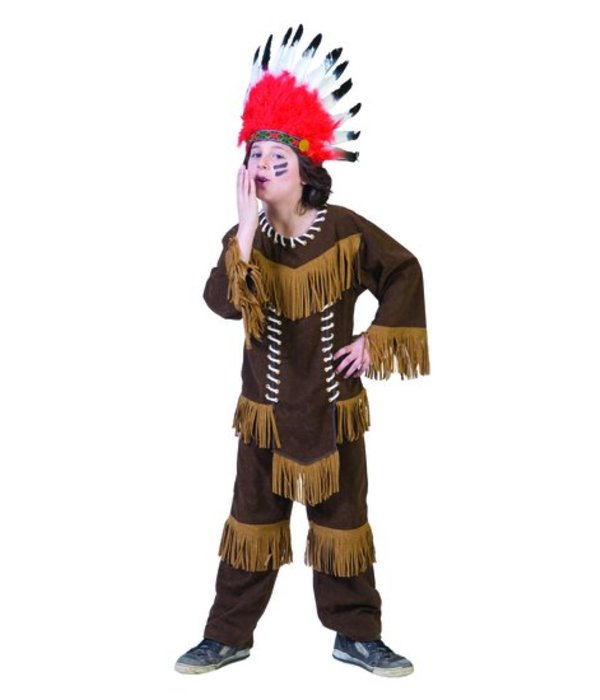 Indianenpak 2-delig Kono Deluxe