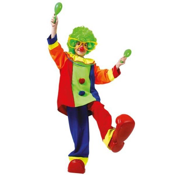 Clownspak 2-delig Bozo