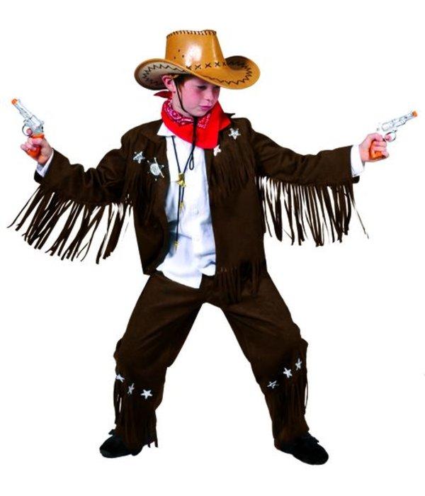 Cowboy pak kind Bud 2-delig