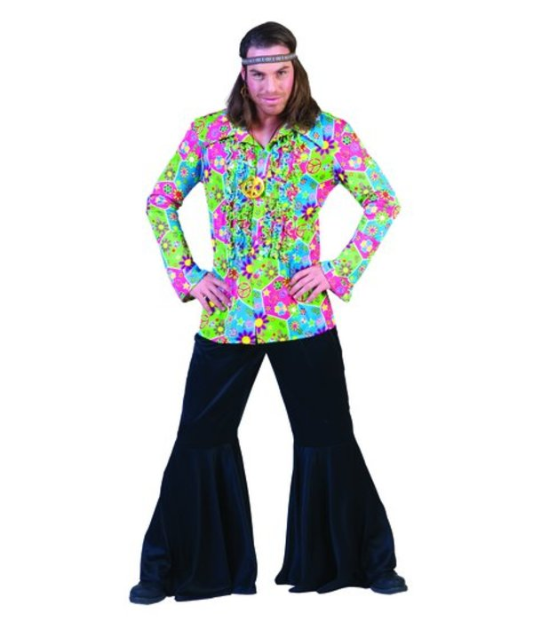 Hippie blouse Angel man