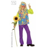 Hippie kleding kind 4-delig Prosperity