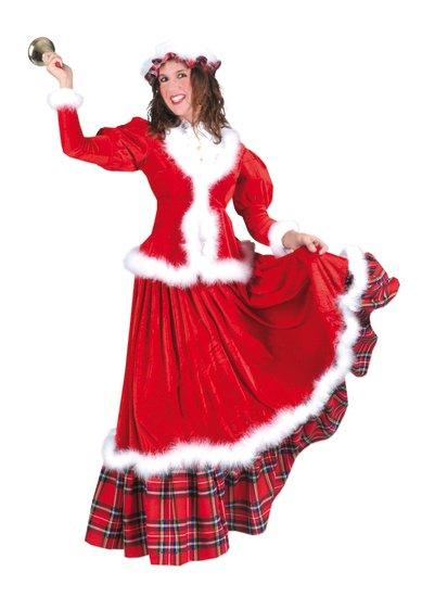 Kerstpak traditioneel 4-delig
