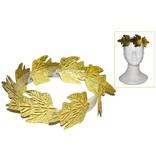 Kroon Cesar goudkleurig