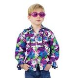 Hawaii Disco blouse Jacquard