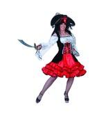 Carnavalskostuum: Piratenvrouw Sailora