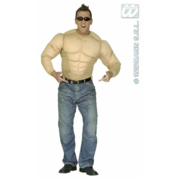Spierenballen shirt XL