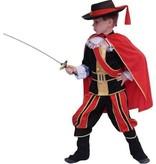 Kostuum Musketier Aramis