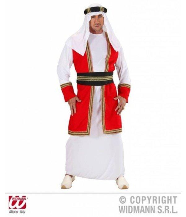 Feestkleding Arabische prins