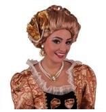 Pruik Marie Antoinette