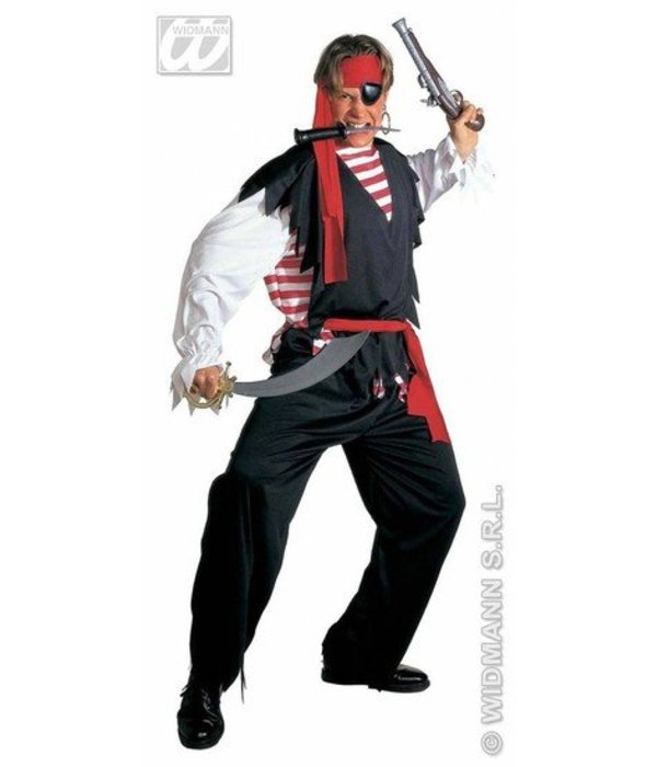 Zeerover kostuum 5-delig