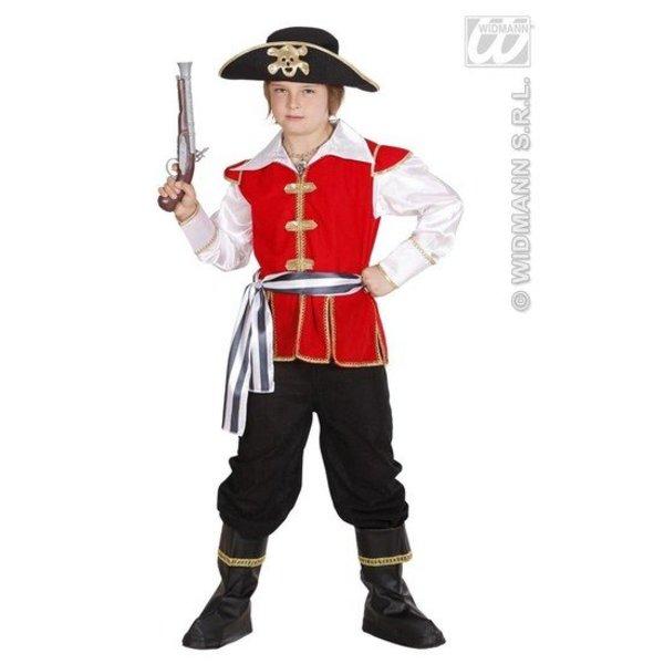 Piratenkapitein kostuum jongen