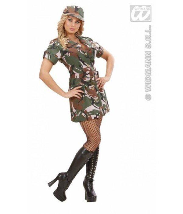 Sexy Legerpakje vrouw