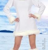 Sexy Eskimo pak vrouw