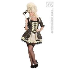 Koningin Barok Kostuum