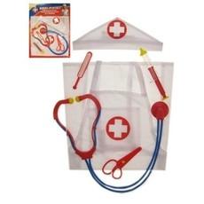 Verpleegsterset 5-delig