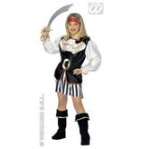 Piratenpak meisje Bandolera