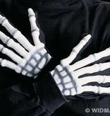 Handen skelet glow in dark