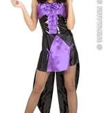 Gothic Queen kostuum