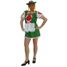 Kostuum Tiroler vrouw Habla
