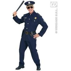 Politieman kostuum