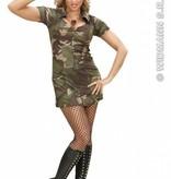 Carnavalskleding Sexy Soldate