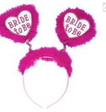 Bopper Bride to be wit