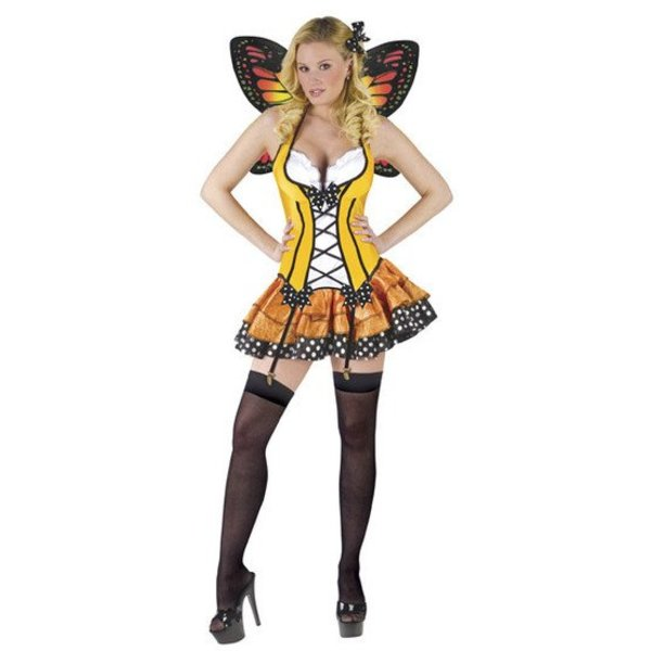 Sexy vlinder pakje