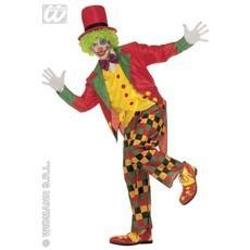Clown Deluxe Kostuum