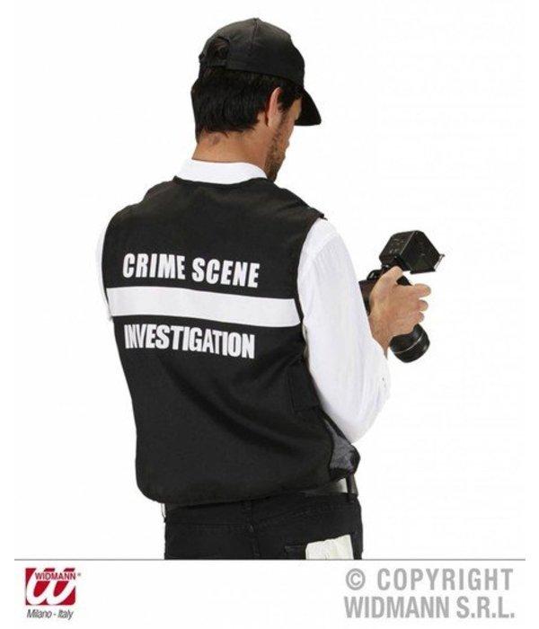 FBI vest + pet