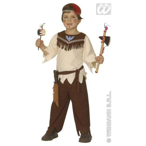 Indiaanse jongen Chalon