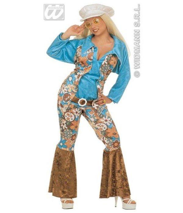 Hippie vrouw XL Florine luxe