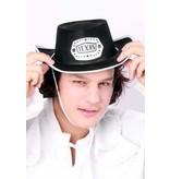 Cowboy hoed zwart populair