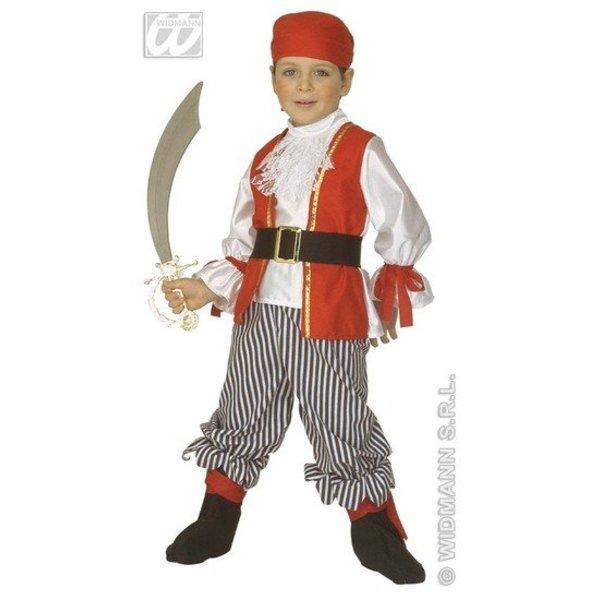 Kleine Piraat kostuum Jones