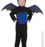 Vleermuis kind kostuum