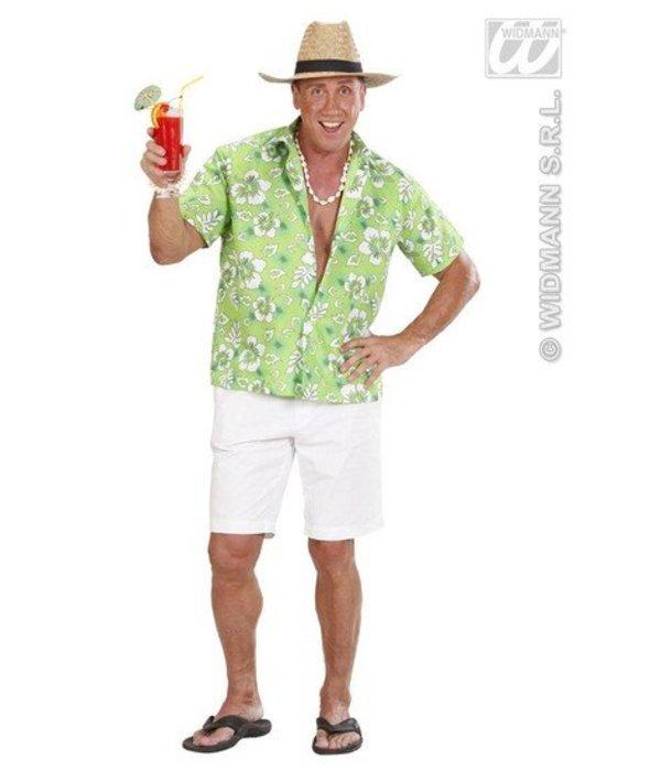 Hawaii shirt groen